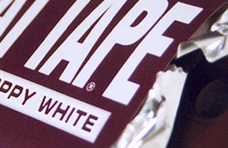 "Sloppy White ""Fat Tape"""
